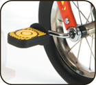 Tandem Tricycle Heavy Duty Pedals